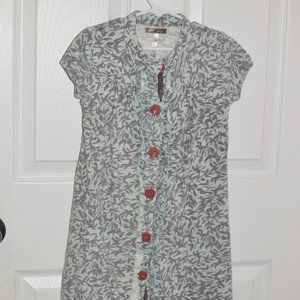 EUC Size 6 June Bug Lap Dress Vintage Matilda Jane